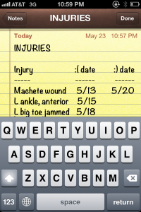 injurypad